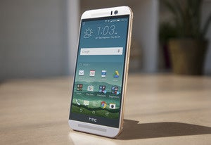 htc one M9 hero