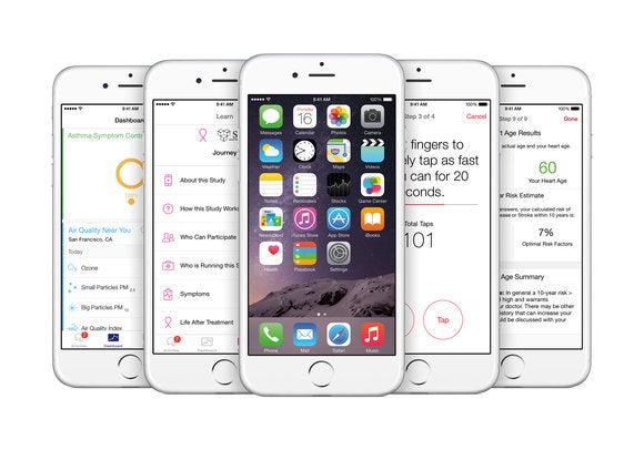 iphone 6 researchkit