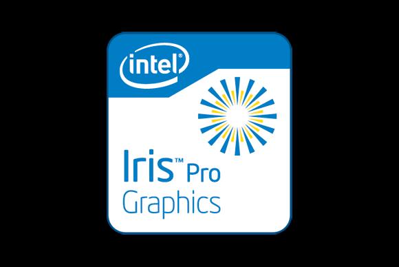 Iris Pro graphics.