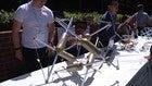 bouncing robot