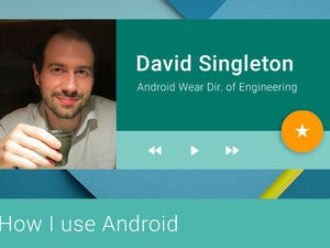 How I Use Android: David Singleton