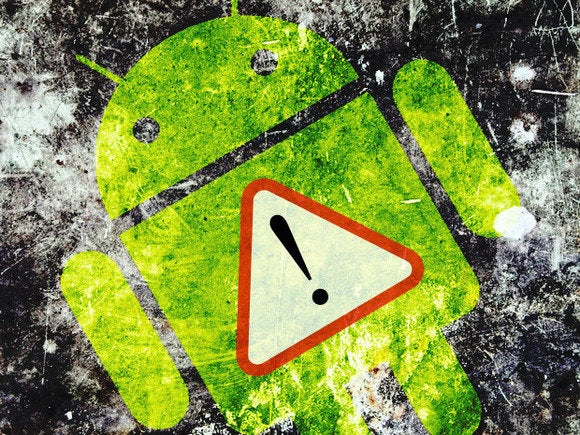 android security danger