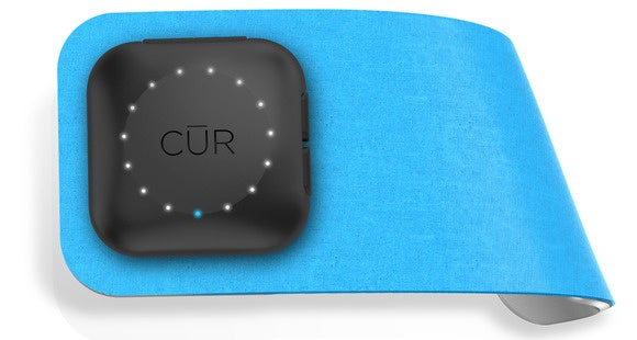 cur wearable small curved