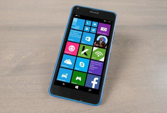 Lumia 640 beauty 2