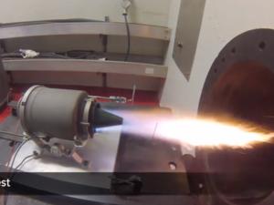 GE 3D printed jet engine