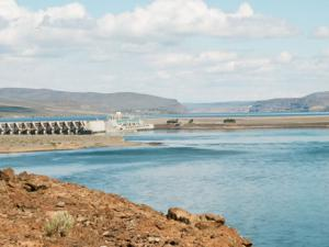 hydroelectric power Wanapum Dam