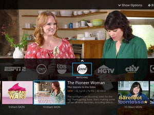 sling tv food network