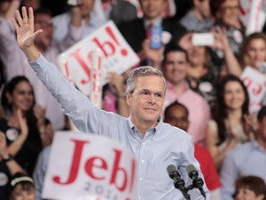 jeb bush announcement