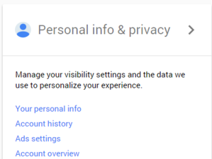 privacysecuritygooglehub
