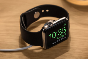 watchos 2 nightstand