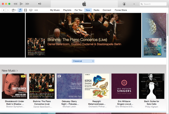 apple music classical