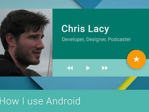 How I Use Android: Chris Lacy
