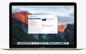 macbook el cap spotlight