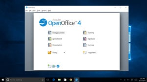 openoffice on windows 10