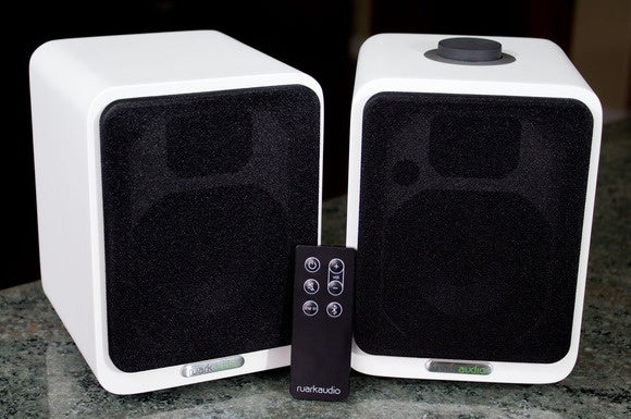 Ruark MR1 Bluetooth speakers