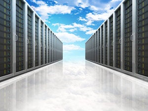 mainframe servers in the cloud