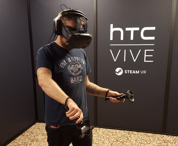 vive comments games virtual reality times