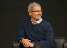 Tim Cook met with Pope Francis at the Vatican on Friday