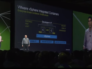 colbert vmware containers