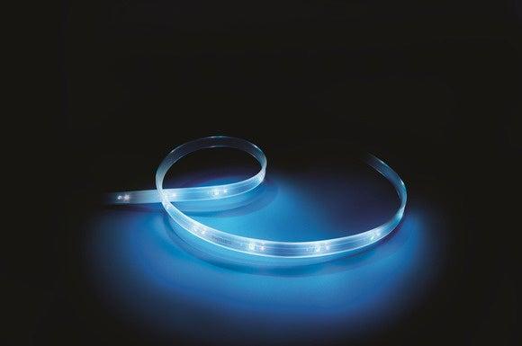 hue lightstrip plus blue