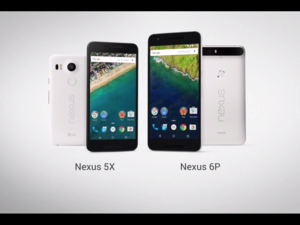 nexus 6p and 5x