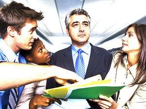 cso executive ignore overlook