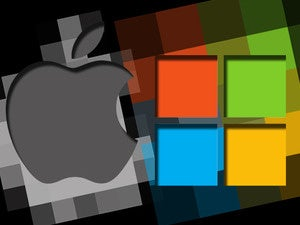 evolution apple microsoft