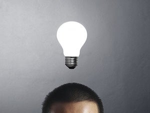 lightbulb genius
