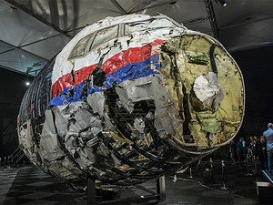 malaysia airlines flight 17