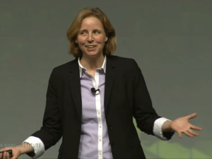 Video: Women in computing speak up -- and out -- at Grace Hopper 2015