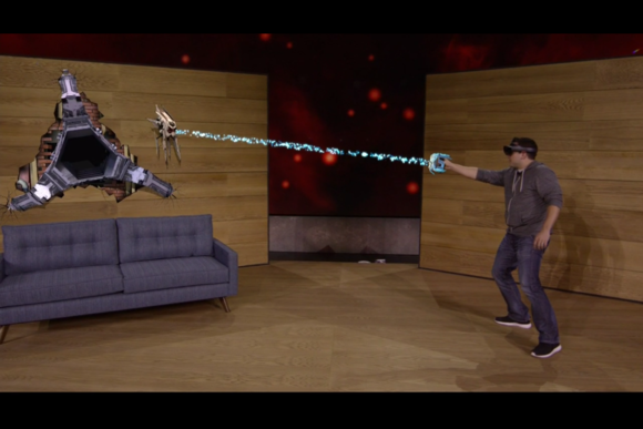 microsoft hololens project xray demo2
