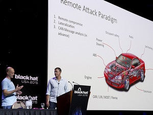 remote car hack blackhat