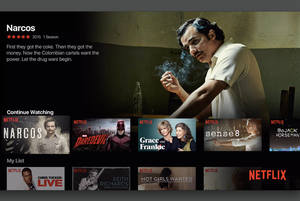 apple tv netflix