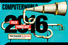 Computerworld Forecast 2016, single-use illustration by Richard Borge