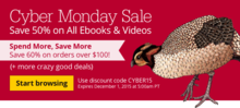 Best Black Friday tech books & video sales