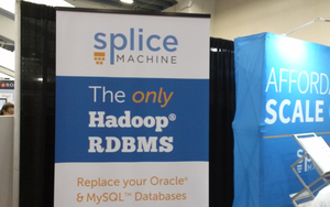 splice machine booth oow cropped