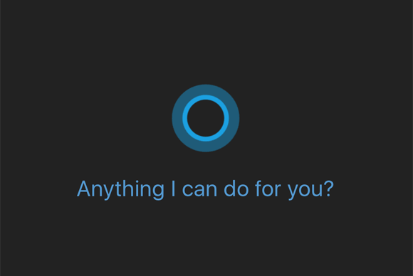 cortana 1.2 screen