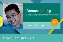 How I use Android: Google engineer and USB-C crusader Benson Leung