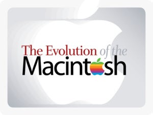 The Evolution of the Macintosh [slideshow cover]