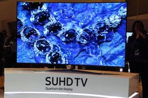 samsung 2016 tv front