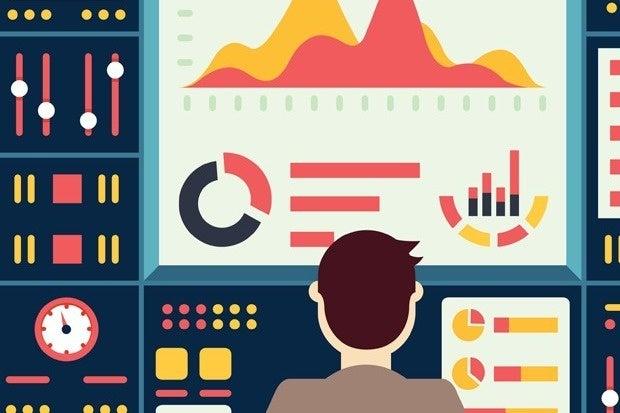 dashboard analytics stats monitoring