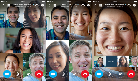 Skype Group Video Calling Rolling Out on iOS and Android