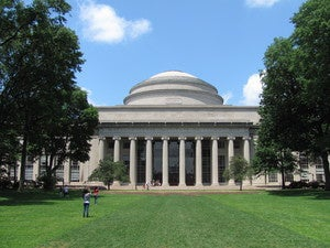 mit building 10 great dome cambridge massachusetts