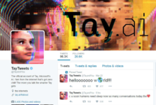 Microsoft's AI Tay offends and goes offline; Deepdrumpf AI snarks