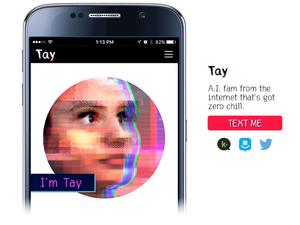 Microsoft tay.ai AI bot