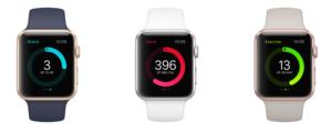 apple watch fitness