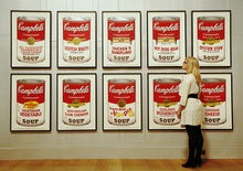 FBI offers $25k reward for Andy Warhol Campbell's Soup painting heist