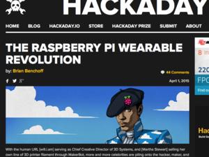 prince raspberry pi