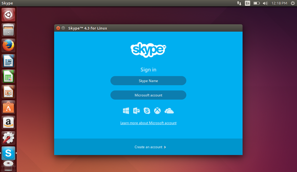 how to delete skype login