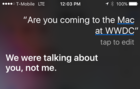 Could Siri finally be coming to OS X?